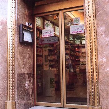 Resa talleres y cerrajer as puertas acristaladas for Puertas acristaladas correderas